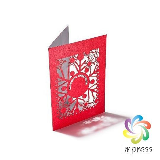 Greeting Card Design and Full Color Printing Service