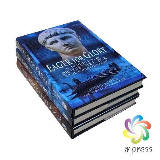 Professional Online Hardcover Novel Printing and Binding Service Company