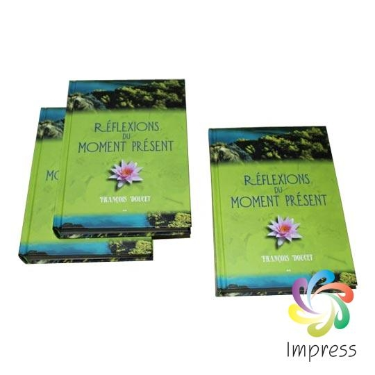 Bulk Hardcover Book Offset Printing and Binding Service-Fast Delivery