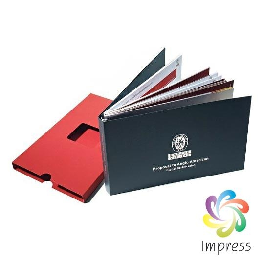 High Quality Concealed Wire Book Design and Printing Service-Impress