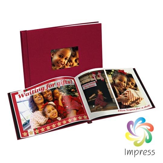 Customized Hardcover Photo Book Printing-Design Service Available