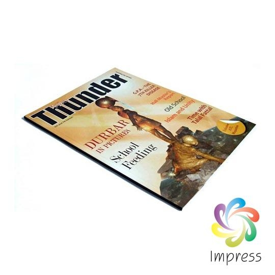 High Quality Magazine Printing Service Online Provider