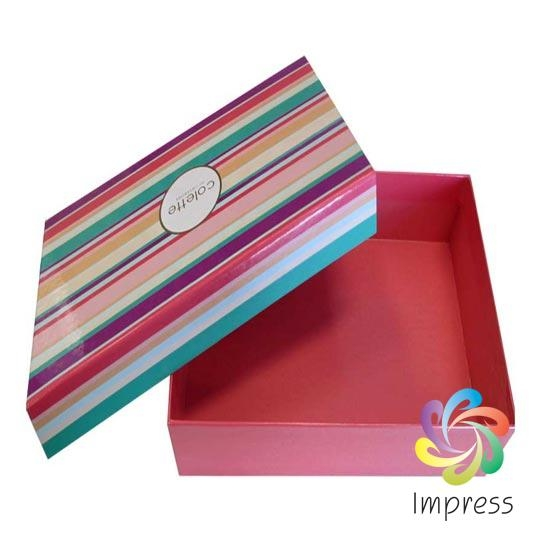 Low Cost Beautiful Design Gift Box Printing